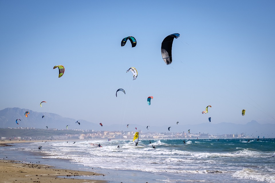 kitesurfing sycylia